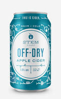 Stem Ciders Off Dry Apple